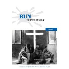 Run in the Fam'ly: A Novel (Peter Taylor Prize) (Hardcover)