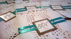 Invitaciones de XV vintage #XV #vintage #menta #chocolate #bday #cumpleaños #diseño #publicidad #hechoenmexico #regalos #invitaciones #tarjetas #manualidades #artesanía #handmade #handcraft #hechoamano #card #gift #toppers #recuerdos #detalles #stikers #kids #birthday #party #invitations #favors #tampico #madero #altamira #enviosforaneos #mexico Séptima Diseño y Publicidad
