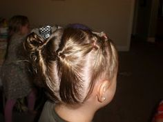 Girl Hairdos & Ideas: For the short & the long
