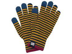 Evolg touchscreen handschoen voor je smartphone. Drie vingertoppen zijn met een speciaal garen gebreid, zodat je je mobiel kunt blijven bedienen met je handschoenen aan, ideaal! https://www.weidesign.nl/produkten/4982/deep-blue/
