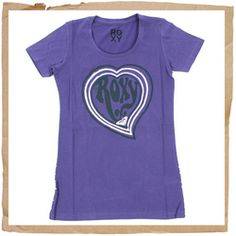 Roxy G-Sunday Tee Purple Roxy G-Sunday Tee 100% Cotton Roxy Print Round Neck Patterned Back http://www.comparestoreprices.co.uk//roxy-g-sunday-tee-purple.asp