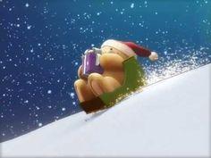 Forever Friends: Christmas Sledging - YouTube