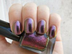 SaintBella Beauty - smink och naglar: Gina Tricot Million Chances. BNNU 40 kr pp