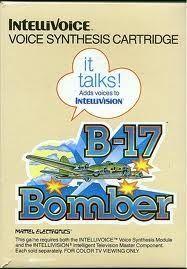 B-17 Bomber - IntelliVision Game