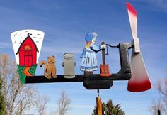 How to Make a Whirligig out of Wood