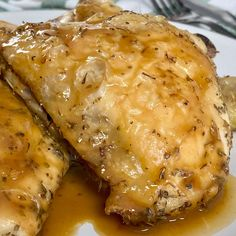Crockpot Recipes For Two, Oven Chicken Recipes, Cooking Recipes, Tasty Videos, Food Videos, Pollo Recipe, Food Cravings, Kitchen Recipes, Quick Meals