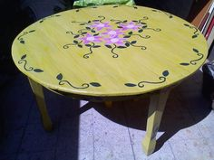 mesa redonda Facebook, Table, Furniture, Home Decor, Mesa Redonda, Mesas, Colors, Tables, Home Furnishings