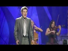 Emmet Cahill Celtic Thunder - This is the Moment