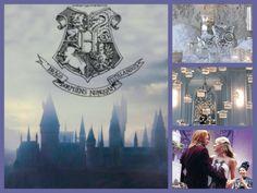 Harry Potter wedding theme