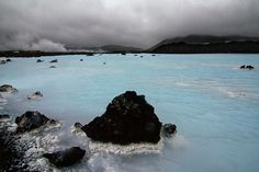Blue Lagoon - Iceland by pas le matin, via Flickr