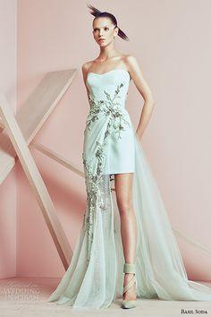 Basil Soda Spring 2015 Couture Collection | Wedding Inspirasi