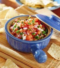 La #recette du fameux rougail tomate de l'Ile de la Réunion, un condiment pour tout accompagner, surtout le riz !