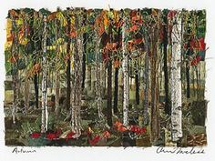 ann loveless quilting | Impressionistic Quilts and Confetti Quilts.