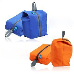 4 colori Outdoor impermeabile Abbigliamento sportivo Borse portatili Kit da  viaggio Cerniera di stoccaggio Borse Borse 3a2b07f4b34