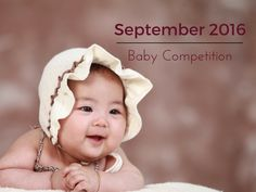 Baby Competition September 2016
