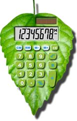 Environmental Benefits & Environmental Calculator