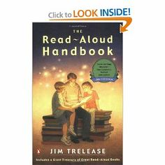 The Read-Aloud Handbook by Jim Trelease (Penguin, 2006) It is written for parents but good resource for beginning teachers