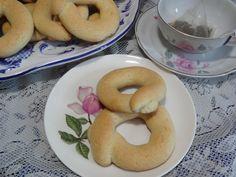 Biscoitos (Portuguese Tea Biscuits)