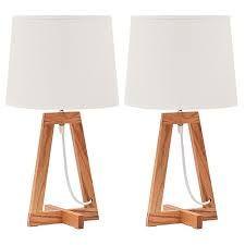 Image result for wooden lamp base