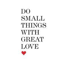 Always. Love hard.