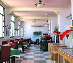 El Hotel Park View, que en comparación con la mayoría de los hoteles de esta parte de la ciudad tiene menos interés histórico, es por otro lado una opción muy práctica para los turistas que desean explorar la Habana Vieja y gastar un poco menos en alojamiento.