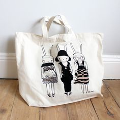 Fifi Lapin Shopper