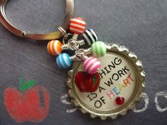 Key Chain for teacher appreciation