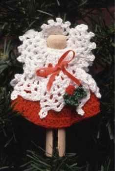 #189 Little Angels Set Crochet Pattern. http://www.maggiescrochet.com/little-angels-set-crochet-pattern-p-452.html#.UQb8zG80WSo  Little Angels Set Pattern PS008 - Make 4 Beautiful Angels! Create delightful angels using our easy to follow patterns and crochet cotton size 10.       Skill Level: Easy to Intermediate    Angel Crochet is fun with this crochet pattern!!