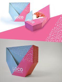 Design Packaging Cake Behance 28 Ideas For 2019 Dessert Packaging, Bakery Packaging, Cool Packaging, Food Packaging Design, Packaging Design Inspiration, Brand Packaging, Branding Design, Boite A Lunch, Sweet Box