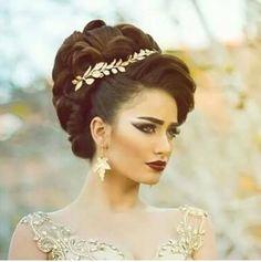 14 Mejores Imágenes De Peinados Con Corona Peinados Para