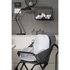 Coussin chaise haute écru : Jollein - Berceau Magique