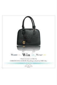Want it, Win it, Wear it ! Giveaway #8