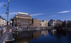 National Theatre, Prague, Praha, Prag | Flickr - Photo Sharing!