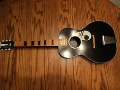 Vintage Kay Harmony Parlor Acoustic Guitar
