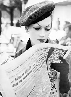 Dovima in Dior, Paris 1955 - Photographed by Richard Avedon