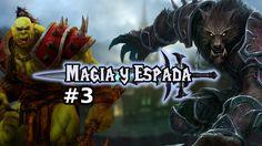 MAGIA Y ESPADA | Contra los orcos | Wow Gameplay Español