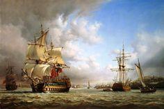 A View of Halifax Harbour Circa 1839. Dusan Kadlec