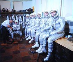 Magnificent Seven: LIFE With America's Mercury Astronauts | LIFE.com