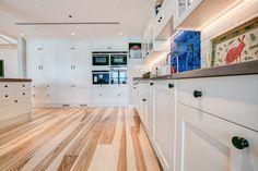 Kitchen | Kährs Ash Gotland #nordichomeworx #kährs #wood #woodflooring #parquet #floors #floor #wood #dubai #mydubai #uae #middleeast #renovation #villa #familyhome #oak #interiors #interiordesign #design #inspiration #inspo #deco #sweden #scandinaviandesign #studiozee #photography