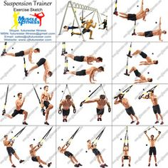 Online Shop Supply thickness ABS Push-up Rings supporting body-weight exercises (pullups pushups dips) to engage your muscles & core Trx Full Body Workout, Gym Workout Tips, Street Workout, Trx Suspension, Suspension Training, Trx Workouts For Women, Trx Abs, Kettlebell, Chest Workout Women