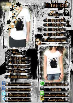 T-Shirt Taeyang Round Neck C15