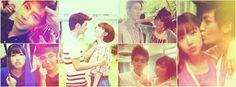 Yi and Chan Liang Liang  #love #sweet #pink #yellow #drama #chine