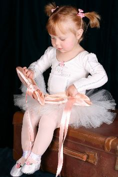 Perfect+Girl+Ballerinas+toddler | One day, you may end up dancing on stage like these ladies.