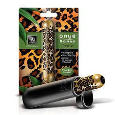 Couples Big Tease Toys COMBO Offer Big Tease Toys B3 Onye Vibrator For many women, their sensuality is born of beauty and surrounding themselves with things that make them feel special and sexy - B3 Onyé Kenya vibes lend themselves to that sensuality with dramatic, bold pieces for a woman's 'private' collection. Animal prints are all the rage – they are a hot, fun and classic trend that never goes out of style and these unique vibes are for the animal print-loving females out there who enjoy…
