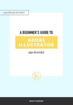 Watch this tutorial for quick tricks in Adobe Illustrator. A step by step tutorial for beginners.