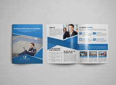 9 best bifold brochures images on pinterest brochures bi fold