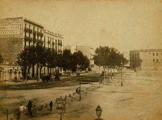 Rambla Catalunya  J.E. Puig  1880-1889  Arxiu Fotogràfic de Barcelona