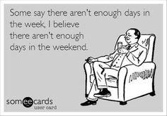 Funny weekend joke.