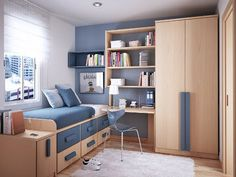 Diy space saving bed ideas space saver beds for teenagers best space saving bedroom furniture space saver beds for teenagers home interior design pictures Teen Bedroom Designs, Room Design Bedroom, Bedroom Layouts, Bedroom Decor, Bedroom Chair, Bedroom Ideas, Bed Ideas, Bed Room, Decor Ideas