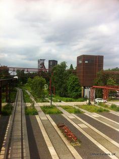 Filled in train tracks make great walkways More > https://plus.google.com/photos/117479193833343334790/albums/5896816135003863985